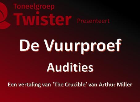 """Audities """"De Vuurproef"""""""