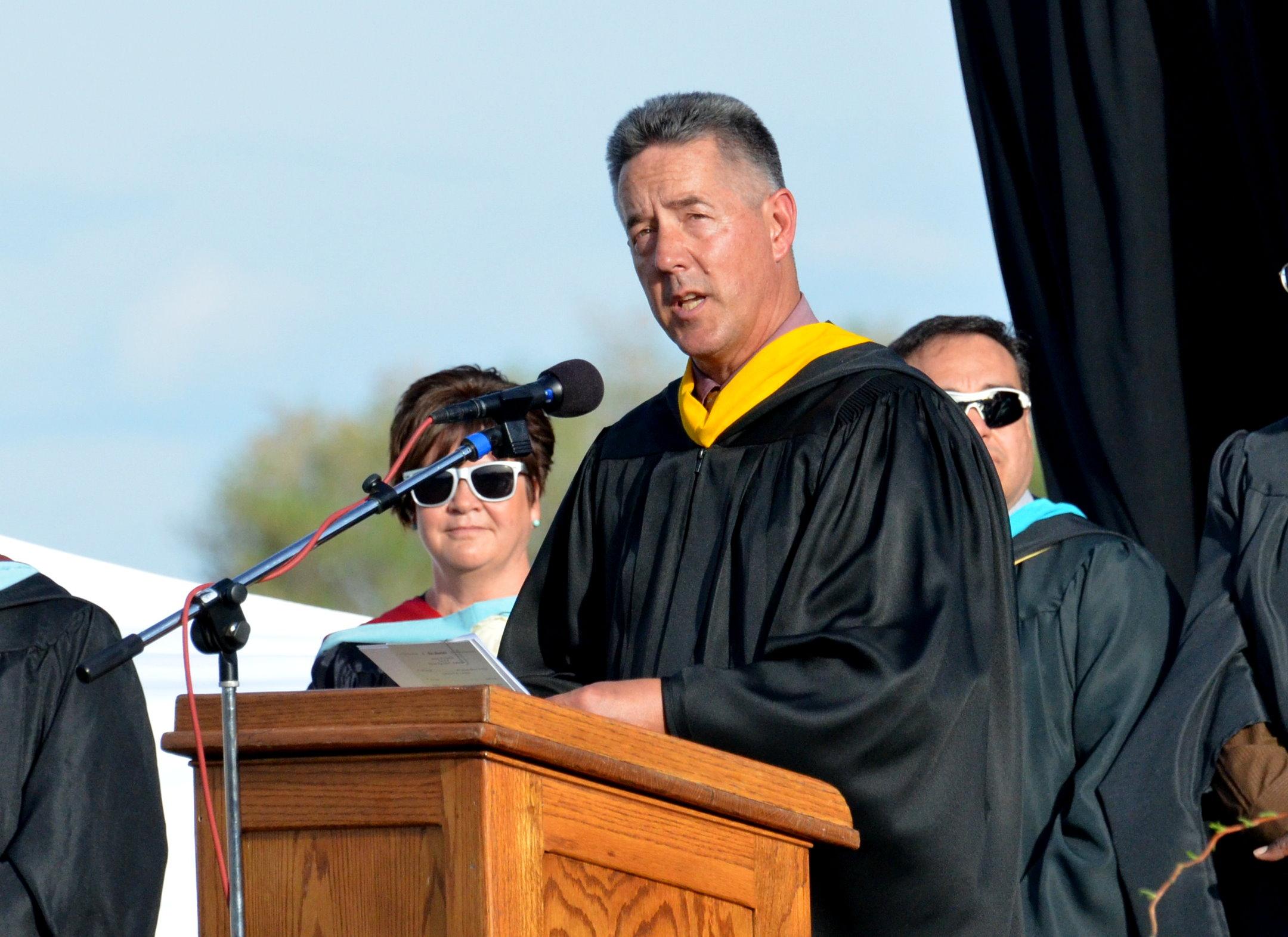 Palisade High School Graduation