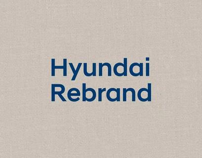 Hyundai Rebrand