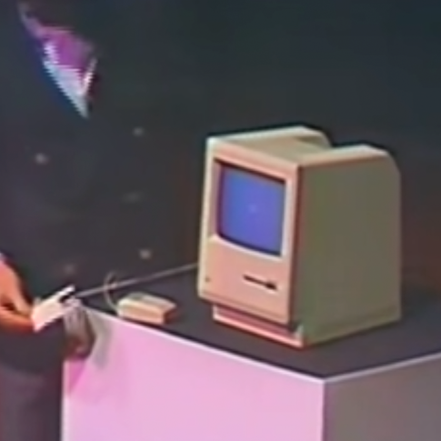 1984 Macintosh Introduction