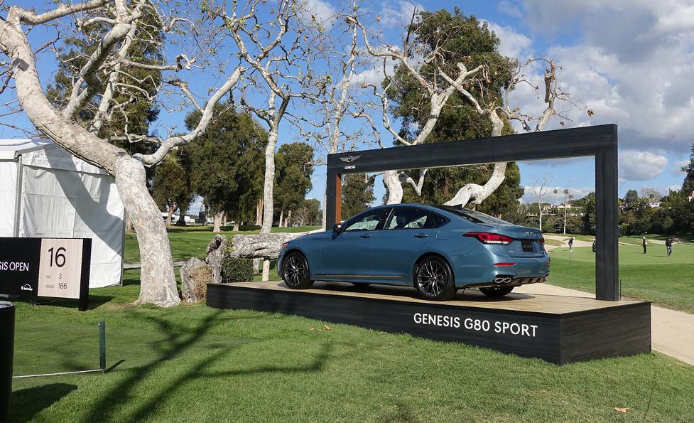 Genesis Open 2018