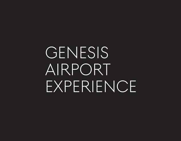 Genesis Airport Experience