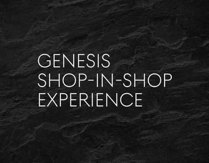 Genesis Shop-in-shop