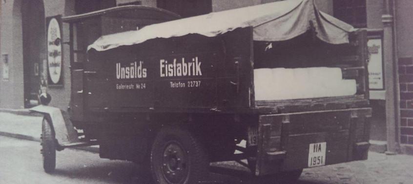Unsöld's Eislieferwagen