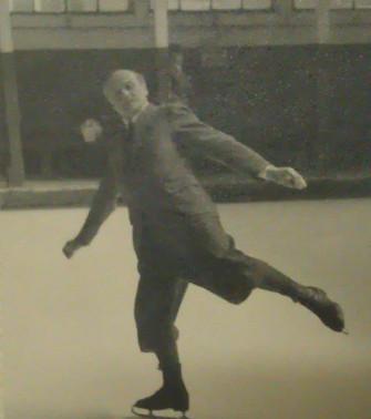 Eislauflehrer Koch