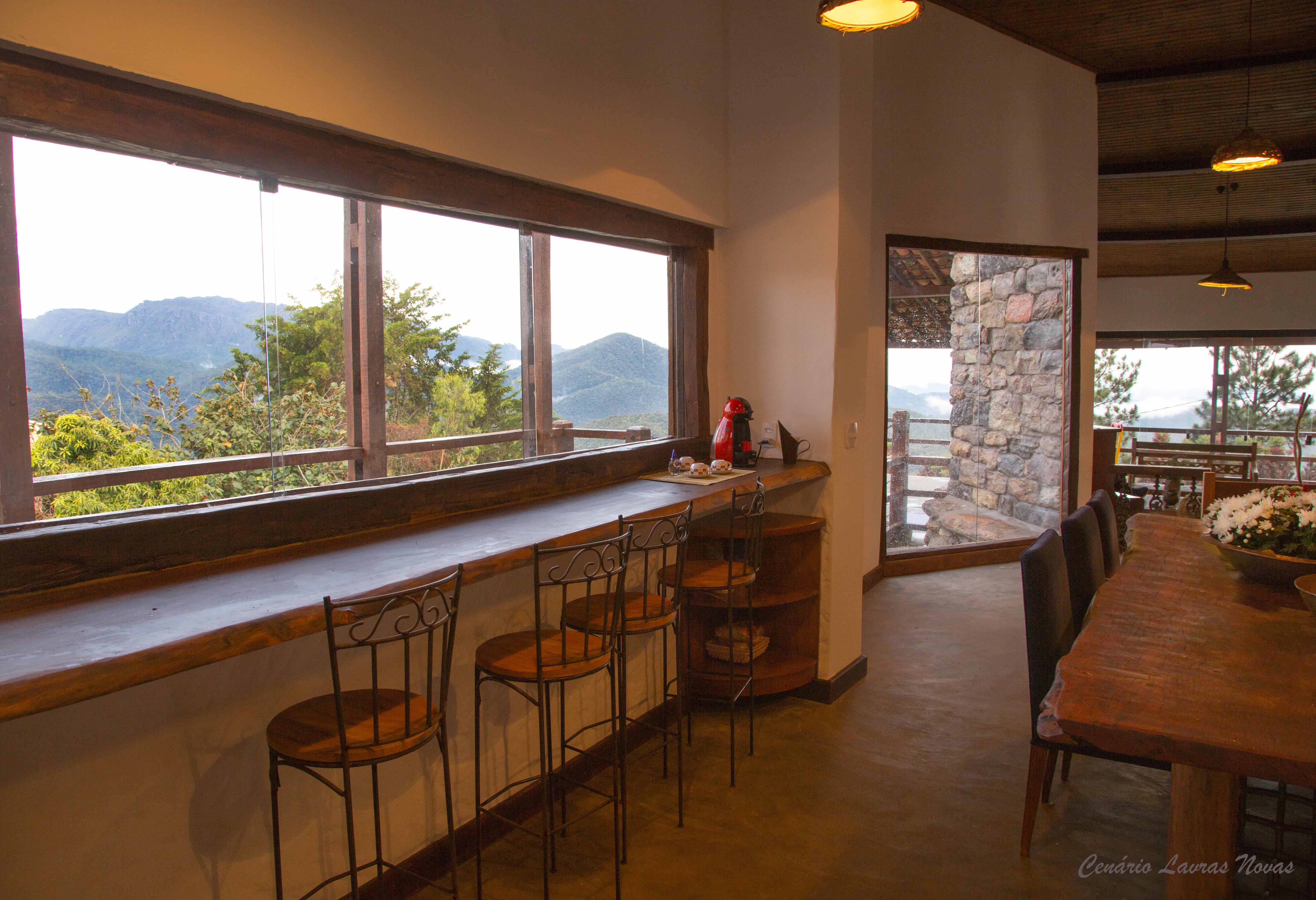 Sala Almoço balcão