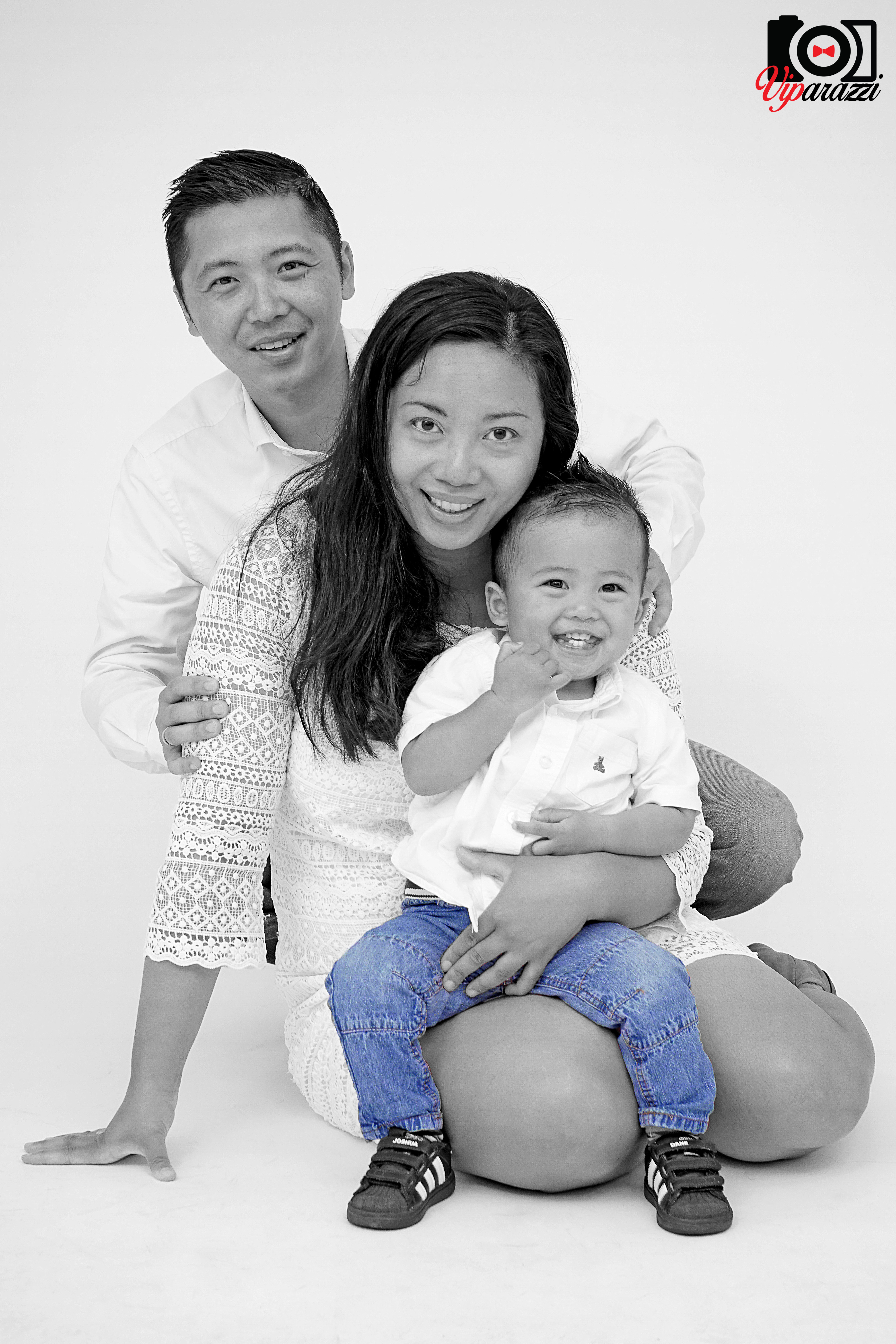 viparazzi -gezin