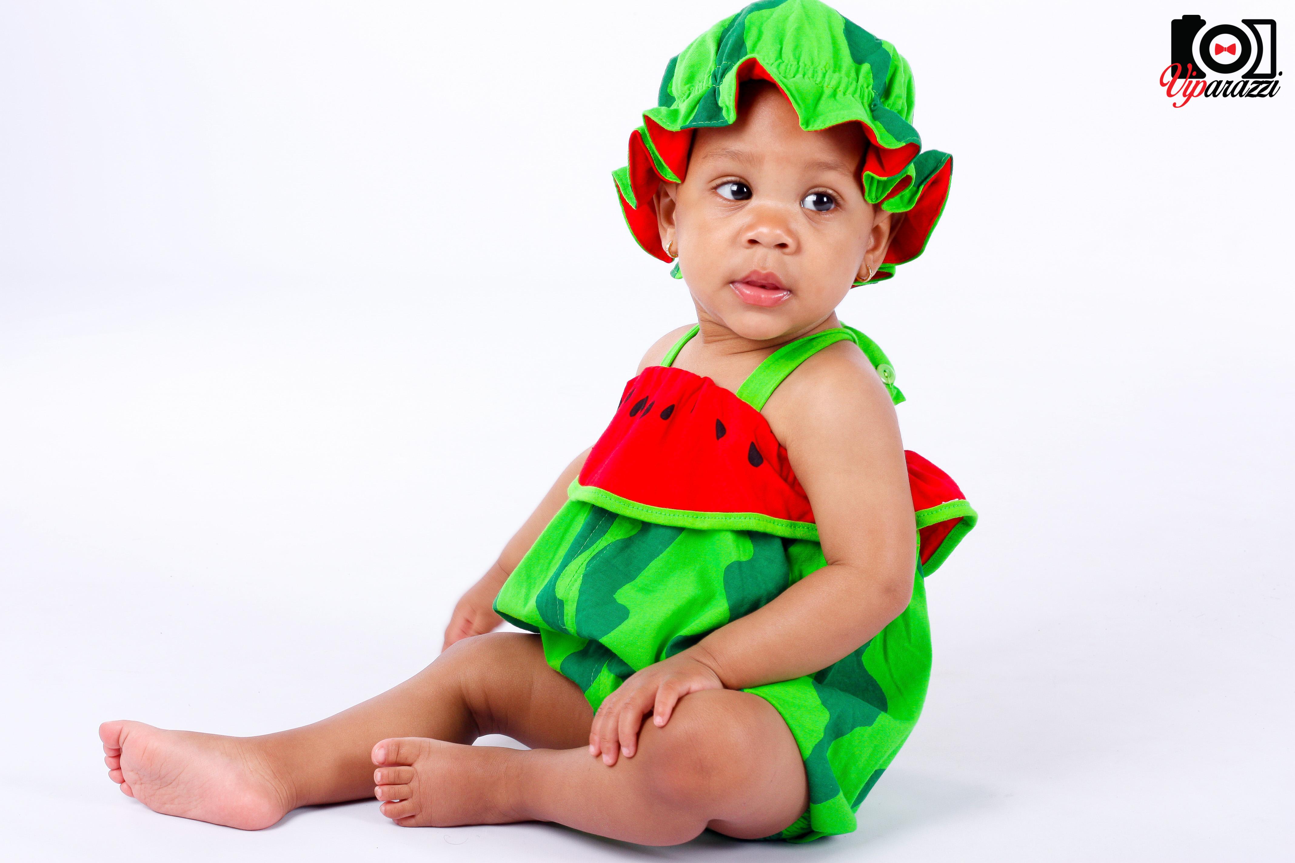 viparazzi -baby meloen fotografie