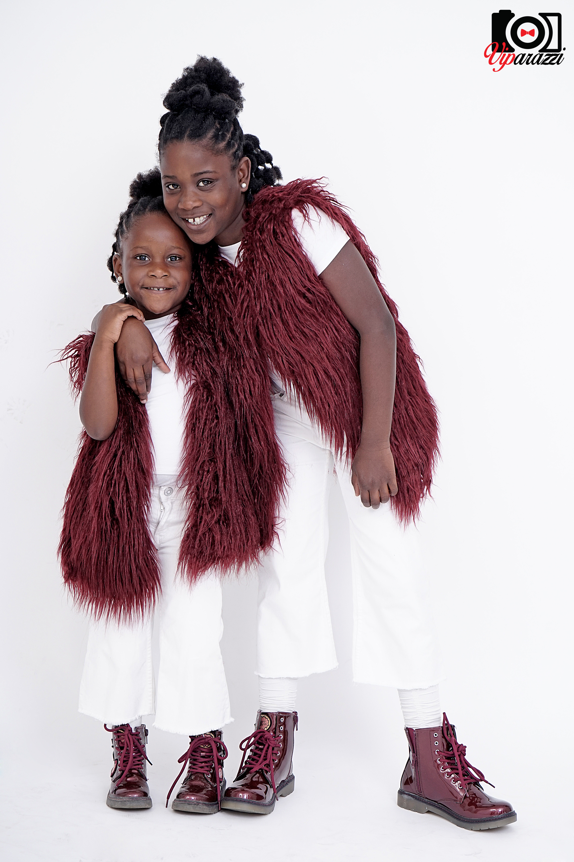 viparazzi -zusjes bontjas