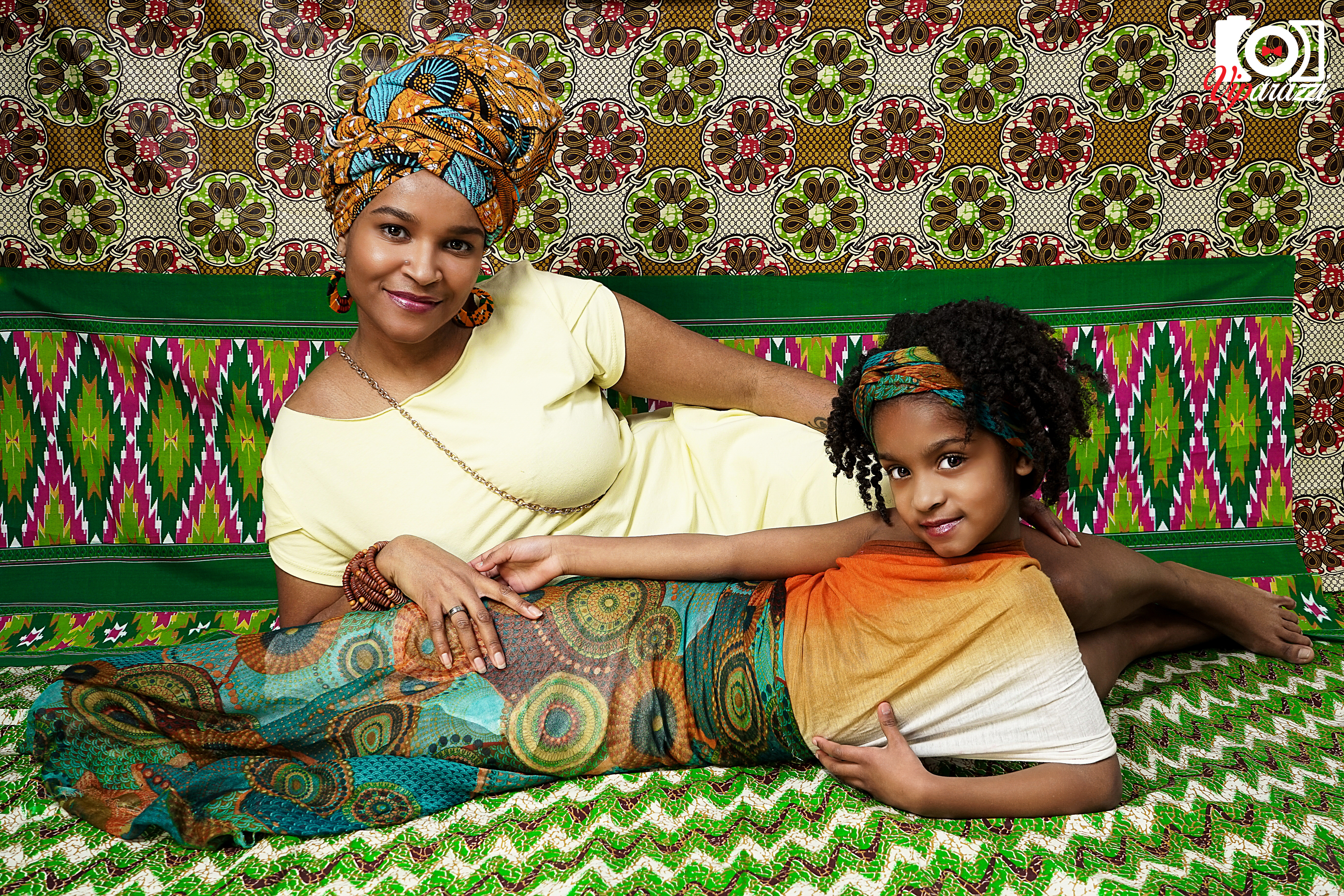 viparazzi -afrikaanse stoffen foto