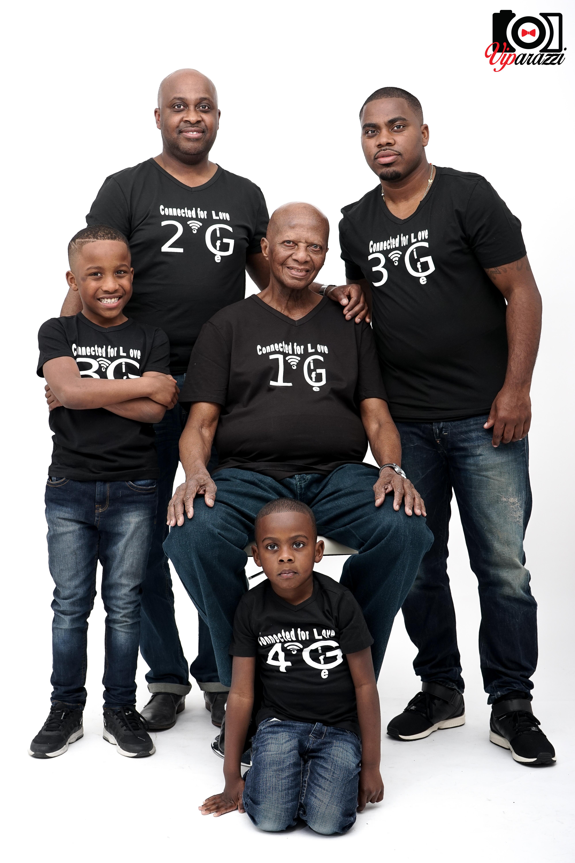 viparazzi - 4 generaties familie