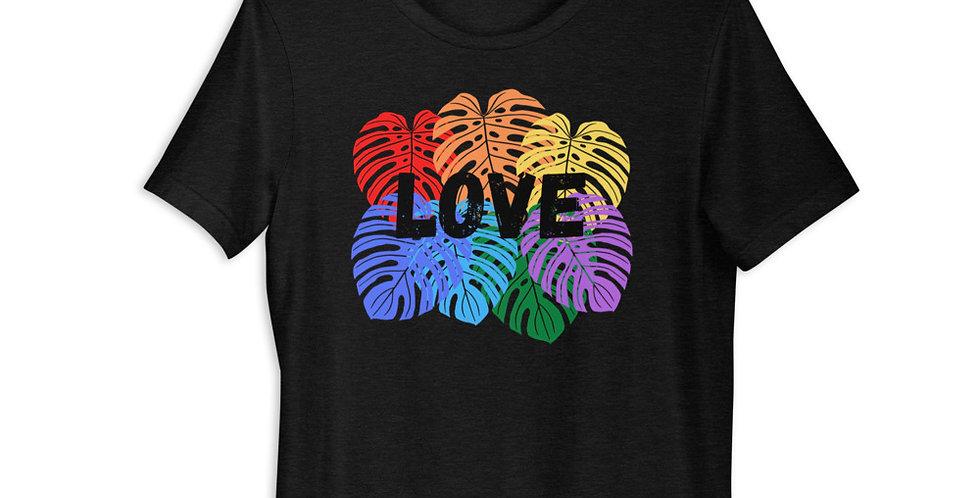 """Love"" Short-Sleeve Unisex T-Shirt"