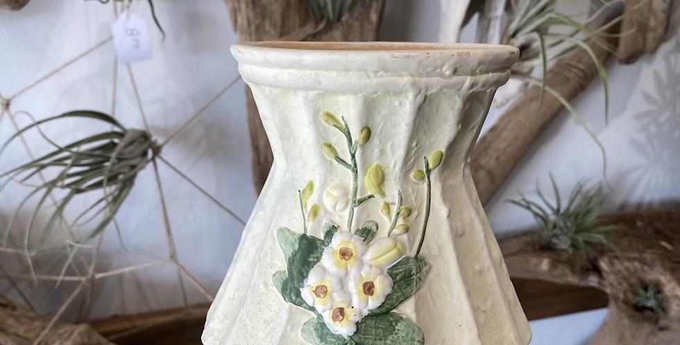 Stone Floral Pot