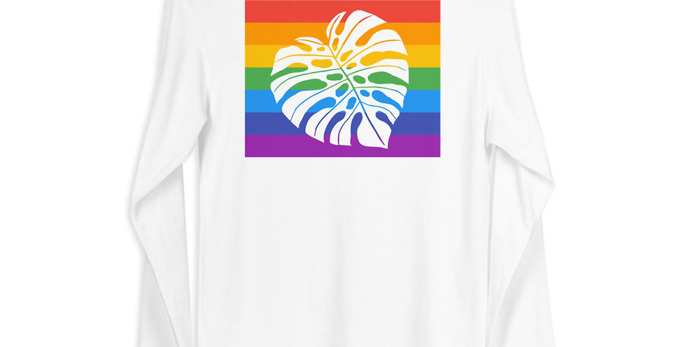 """""""Pride"""" Unisex Long Sleeve Tee"""