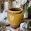 Thumbnail: Brown/Yellow Large Ceramic Pot