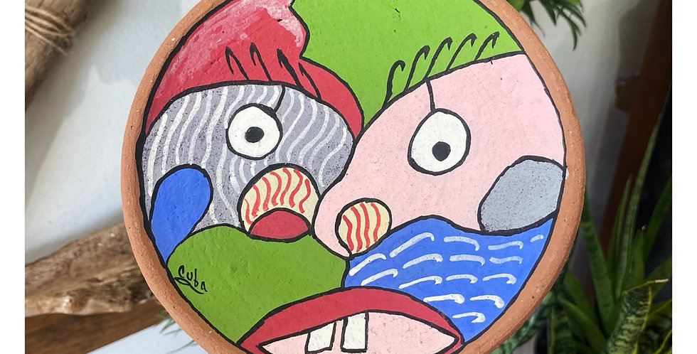 Painted Face Plate