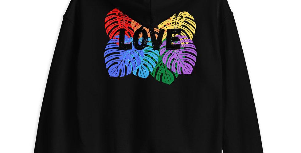 """""""Love"""" Unisex Hoodie"""