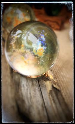 GLASS LAMA - CELESTIAL