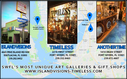 ANOTHER TIME, TIMELESS & ISLAND VISIONS