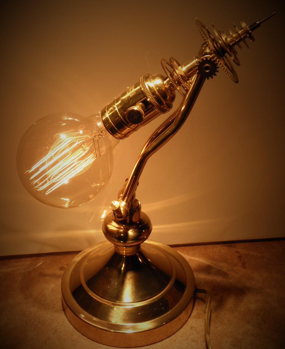 Wayne's Lamp