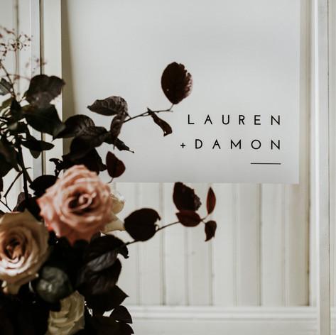 Lauren & Damon