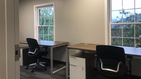 Two-Person Office Space