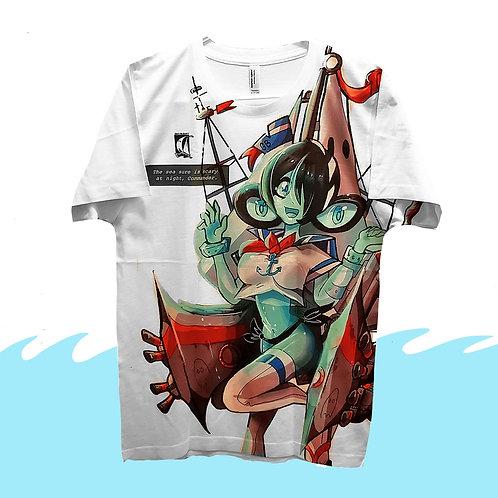 Full Armor Ghost Boat Girl