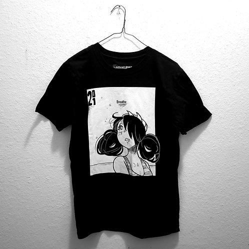 """Lulu """"Breathe"""" 2021 New Year Edition Shirt"""