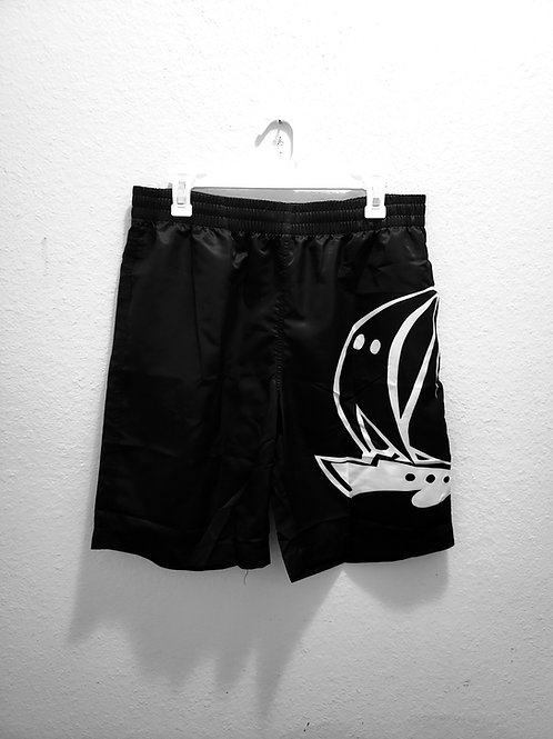 Ghostboat Logo Swim Shorts