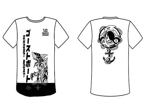 Wavengelion Shirt (1.0 Aquatic Division)