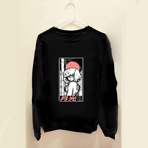 Unisex Moonlight crew neck sweater