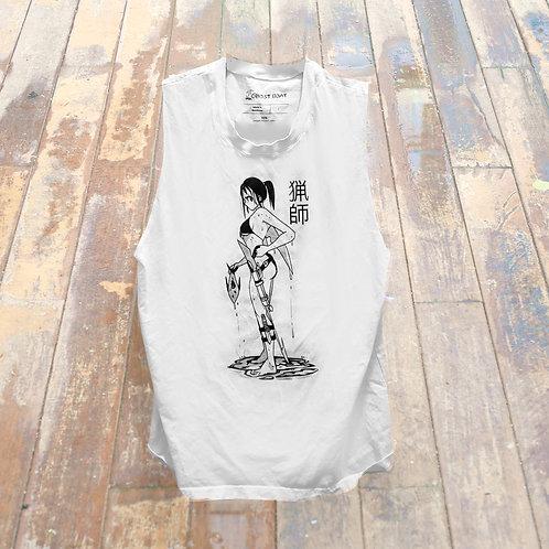 Hunter Sleeveless Shirt (PRE-ORDER)