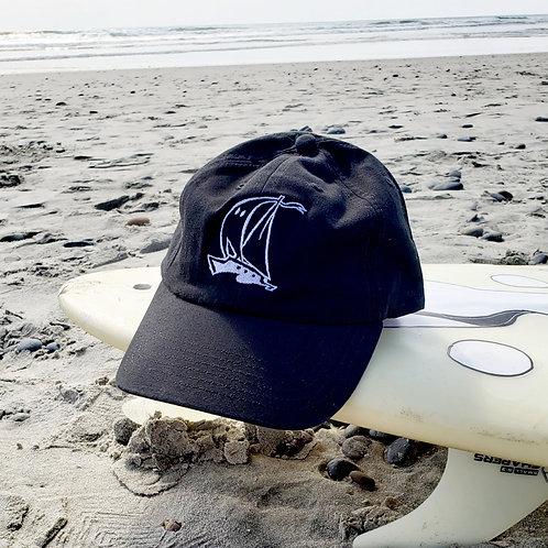 Ghost Boat Logo Dad Hat