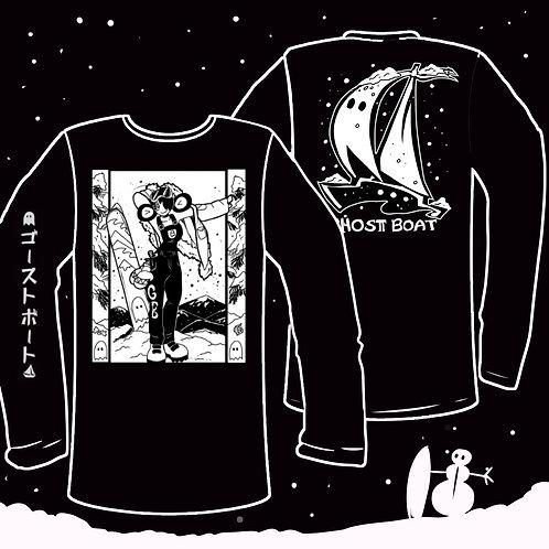 Snow Surfing Lulu long sleeve Shirt PRE-ORDER