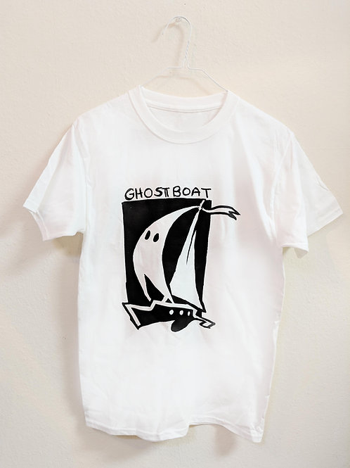 Ghost Boat Logo Top