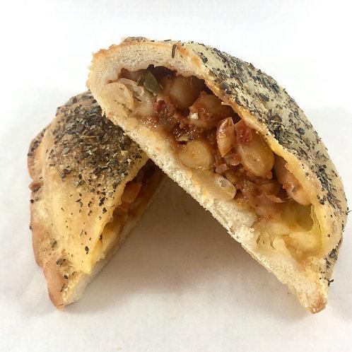 Chorizo & bean parcel