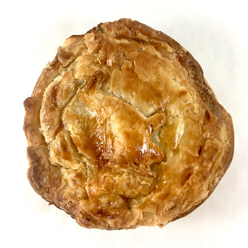 Lunch size meat pies