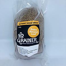 No Grainer almond loaf
