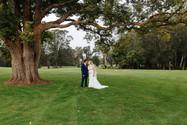 Kayla and Sean Everglades Wedding Centra