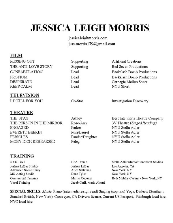 Jessica Leigh Morris Resume-8-page-001.j
