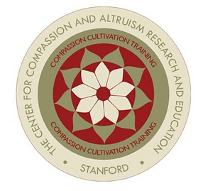 Stanford Center for Compassion and Altruism Research and Education's logo
