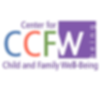 University of Washngton's Center for Child and Family Well-Being's logo