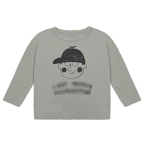 Kids T Shirts 2020 New Autumn Winter Boys Girls Cartoon Print Long Sleeve Tops