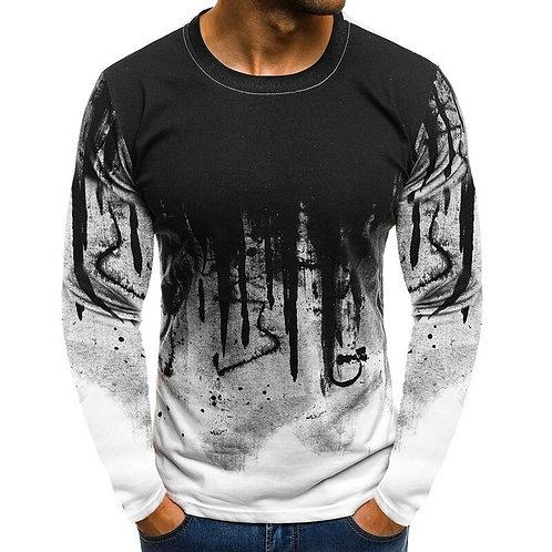2020 Bottoms 3XL Plus Size Tee Top Male Hiphop Streetwear Male T-Shirts