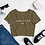 Thumbnail: Father's Day Women's Crop Tee
