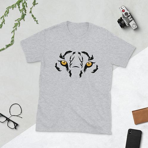 Lion eyes - Short-Sleeve men T-Shirt