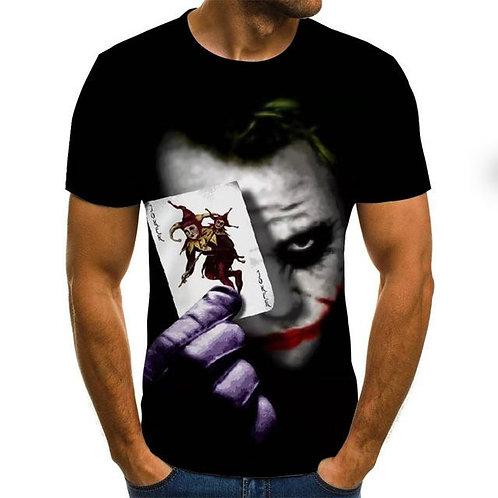 2020 Mens Horror T Shirts Fashion New Summer Men's Short Sleeve T-Shirt