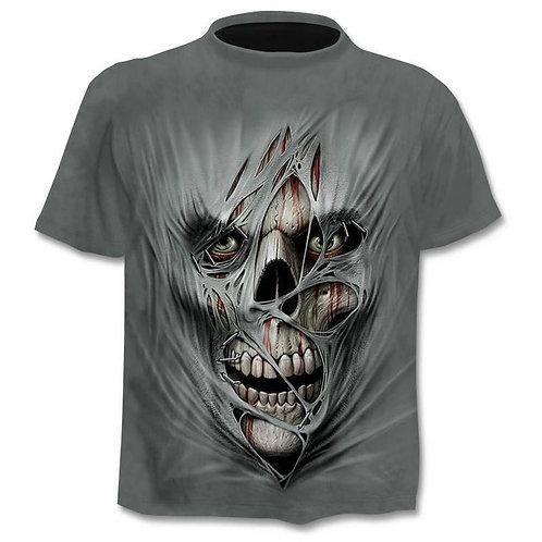 2020 New Drop Ship 3D Printed T-Shirt Men's Women's Tshirt Punk Style