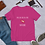 Thumbnail: One day or day one you decide - Short-Sleeve Women T-Shirt