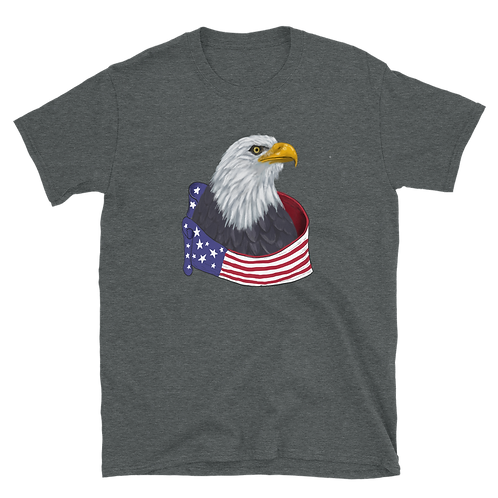 The American Eagle is proudly designed for all occasions MenT-Shirt